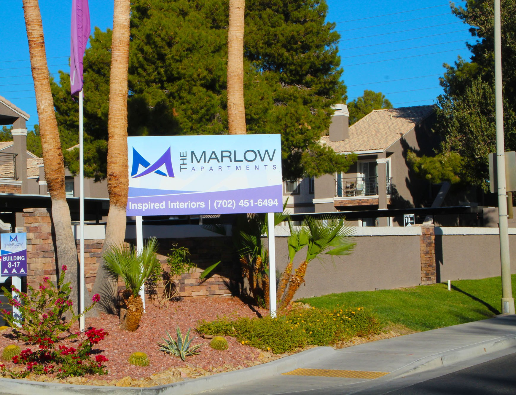 The Marlow Apartments