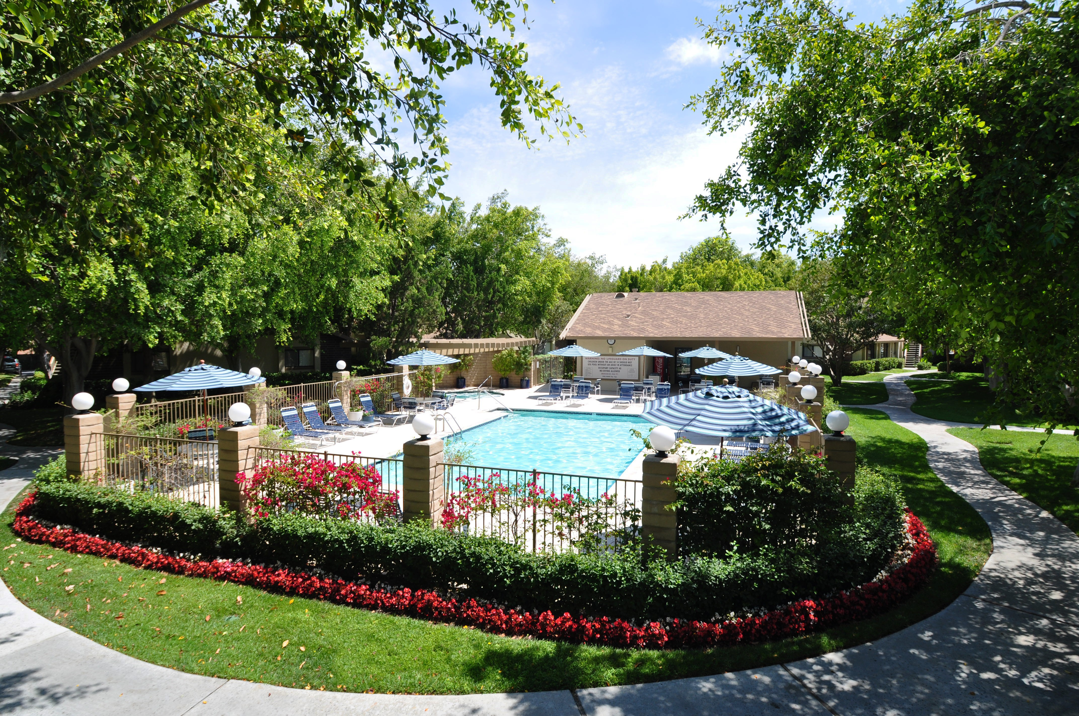 Foxwood Furnished Apartments - 4260 Palm Ave, San Diego, CA 92154 ...