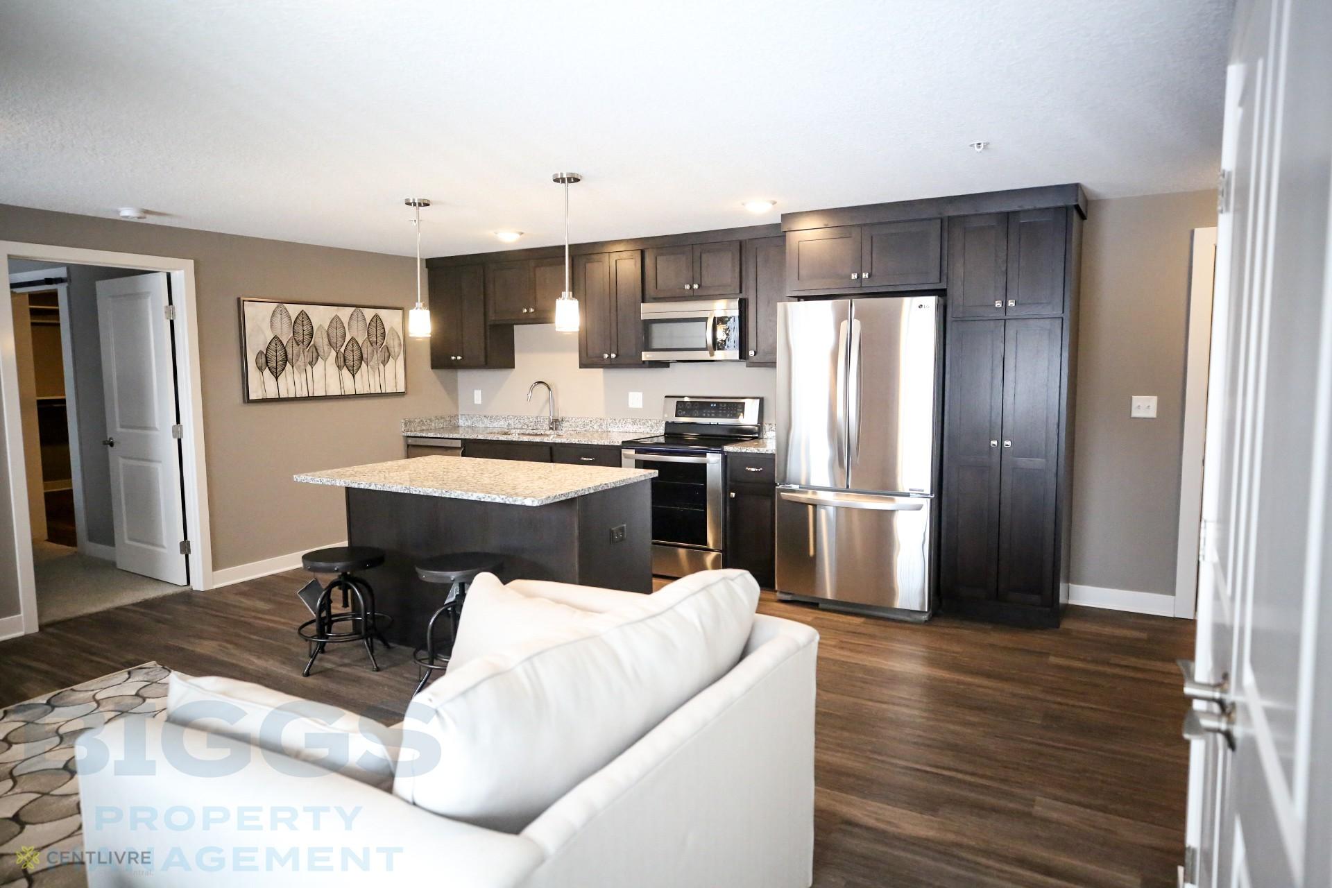 Centlivre Apartments