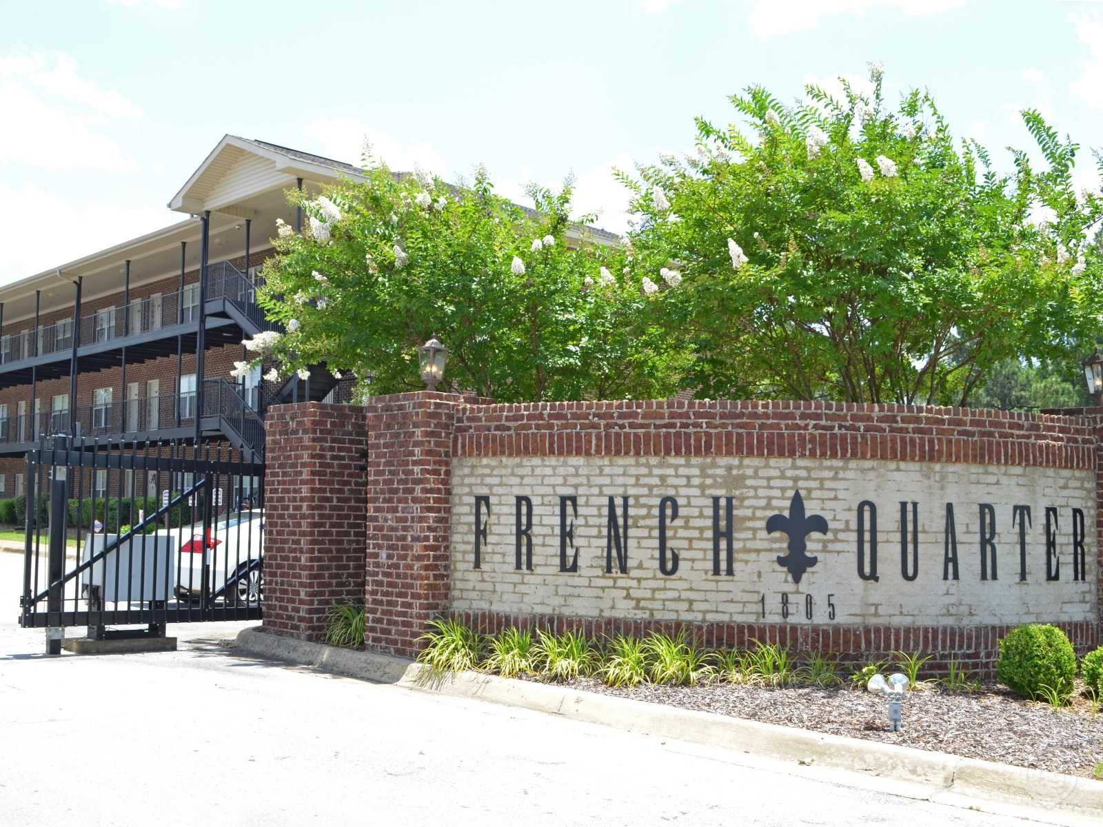 French Quarter Apartments - 1805 8th Ave, Tuscaloosa, AL 35401 - Zumper