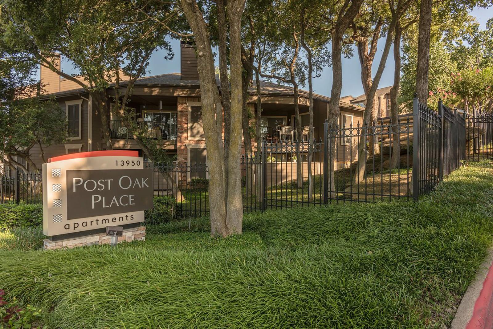 Post Oak Place Apartments