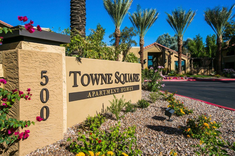Towne Square for rent