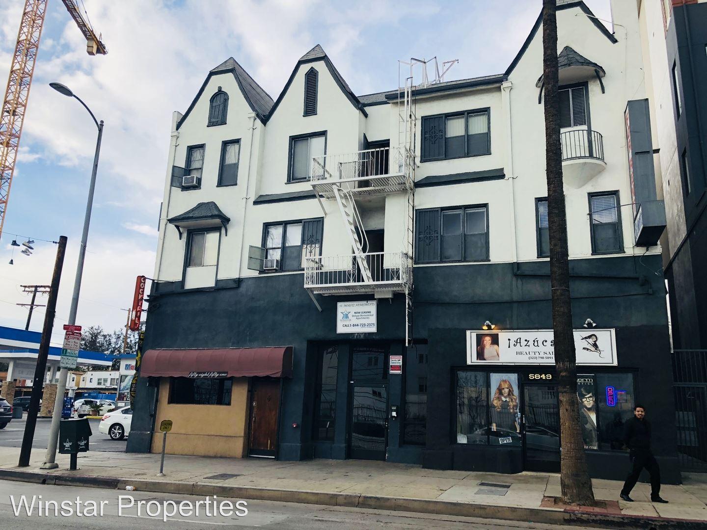 5849 W. Sunset Blvd Apartments for Rent - 5849 Sunset Blvd, Los Angeles, CA  90028 with 3 Floorplans - Zumper