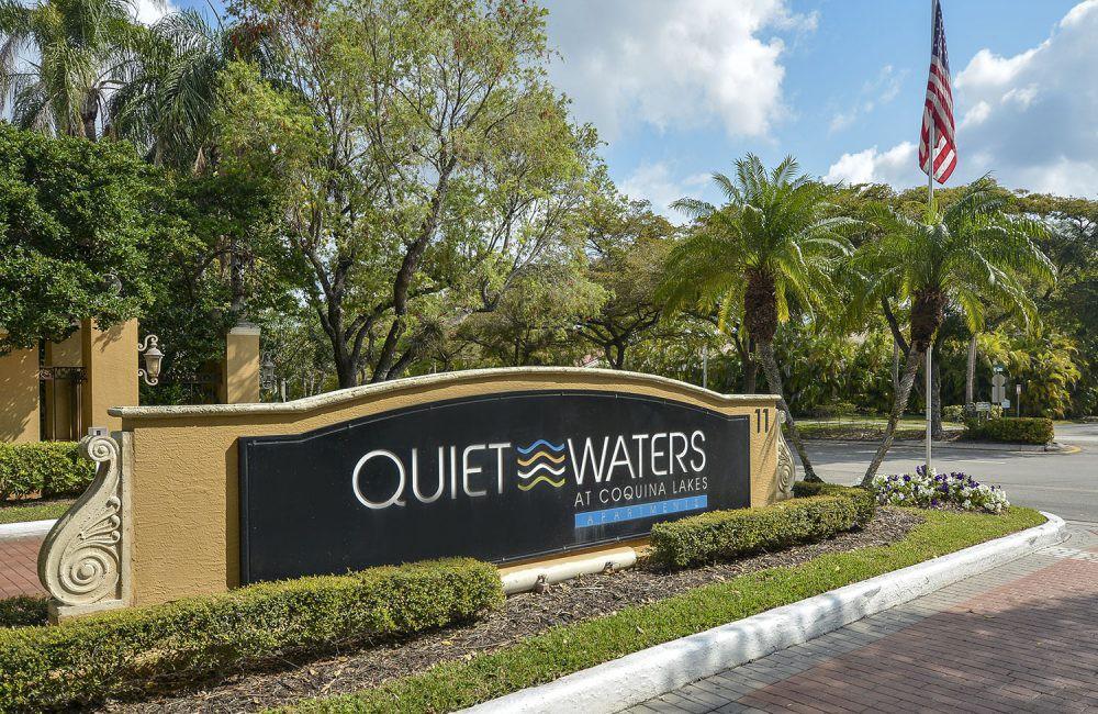 Quiet Waters at Coquina Lakes