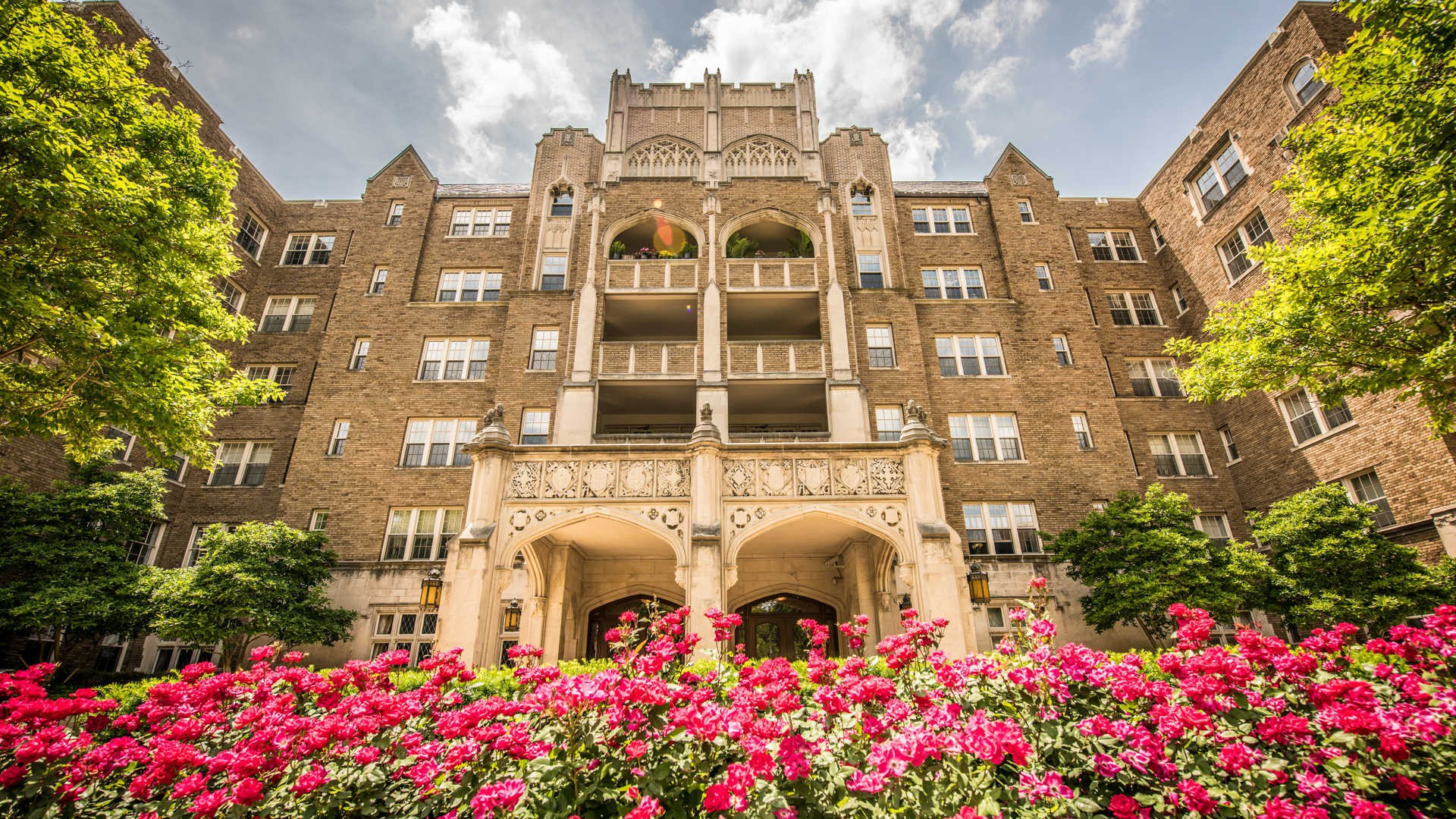 Alban Towers Apartments for Rent - 3700 Massachusetts Ave NW ...