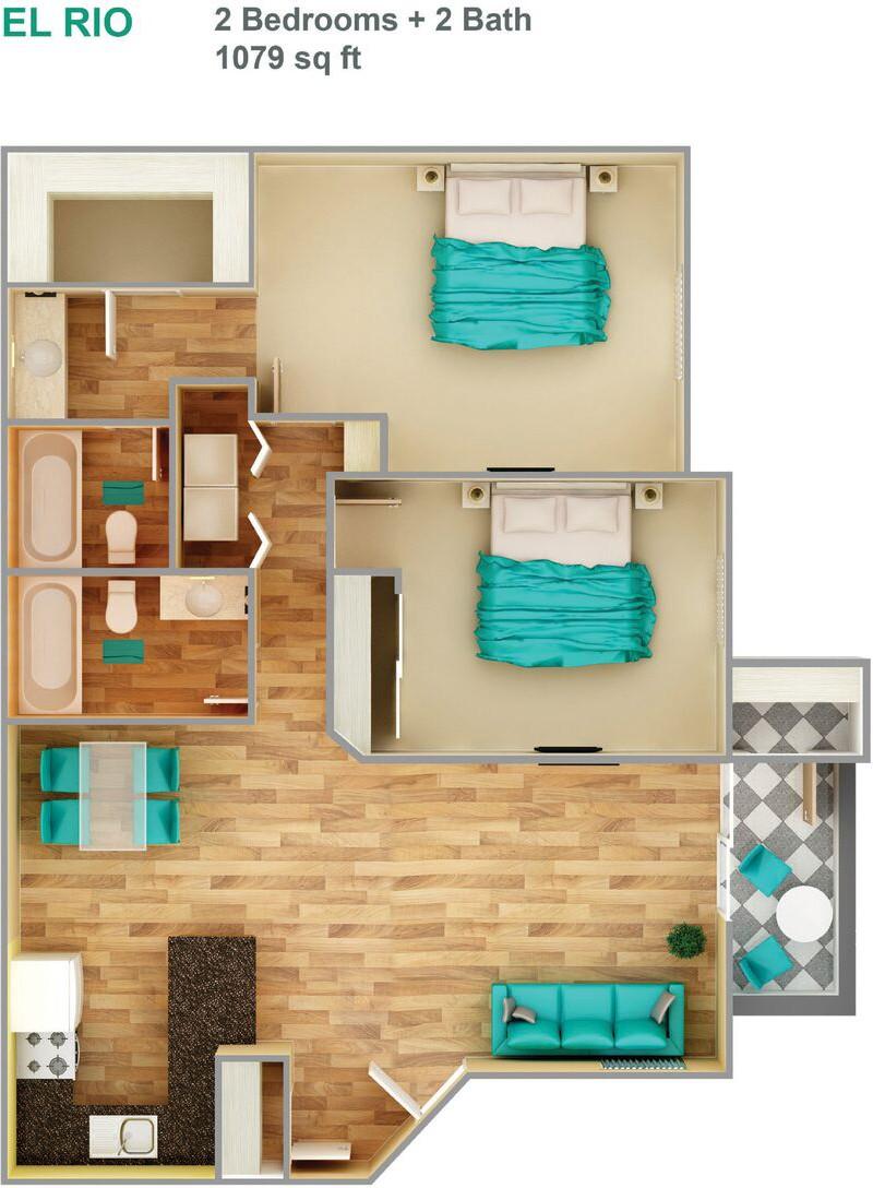 Villa Del Rio Apartments