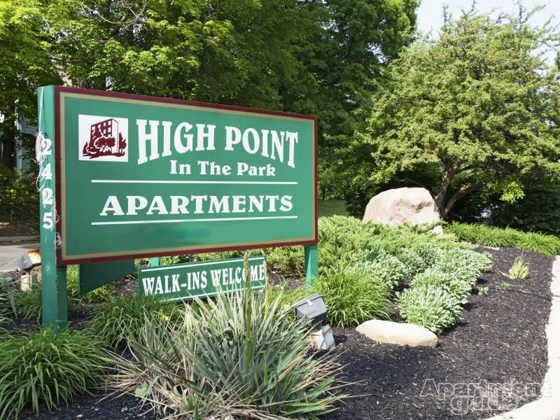 High Point in the Park
