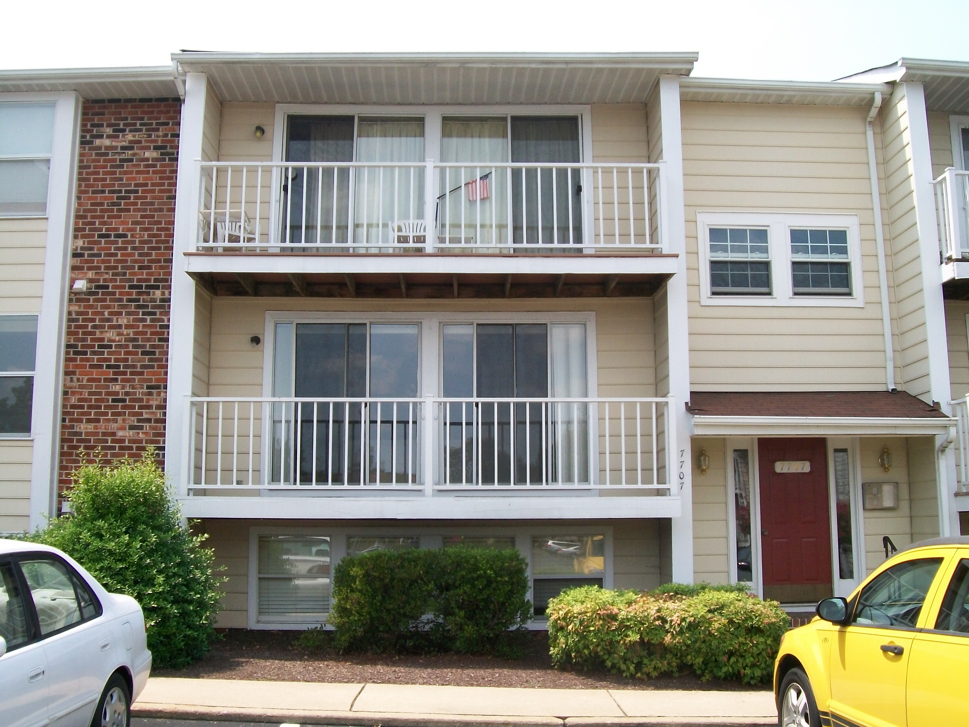 7707 O Donnell Ct Richmond VA 2 Bedroom Apartment for Rent