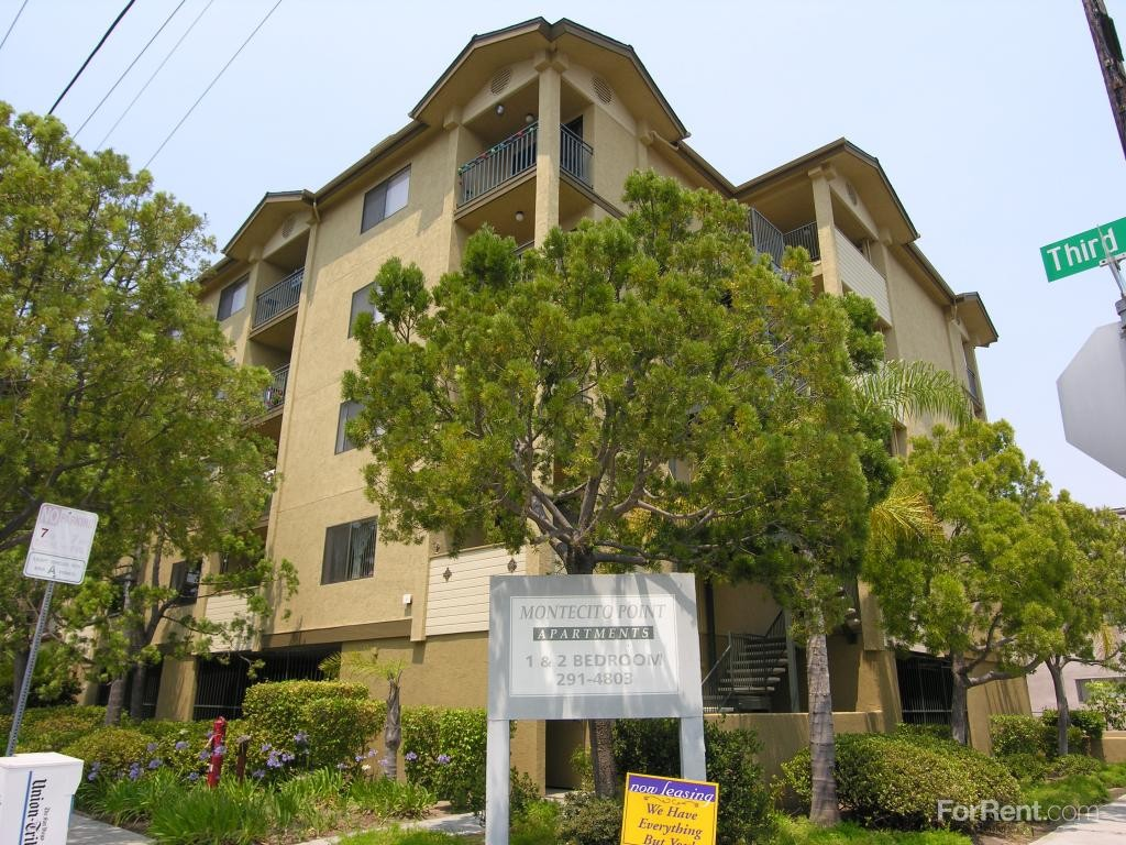 Montecito Point Apartments San Diego