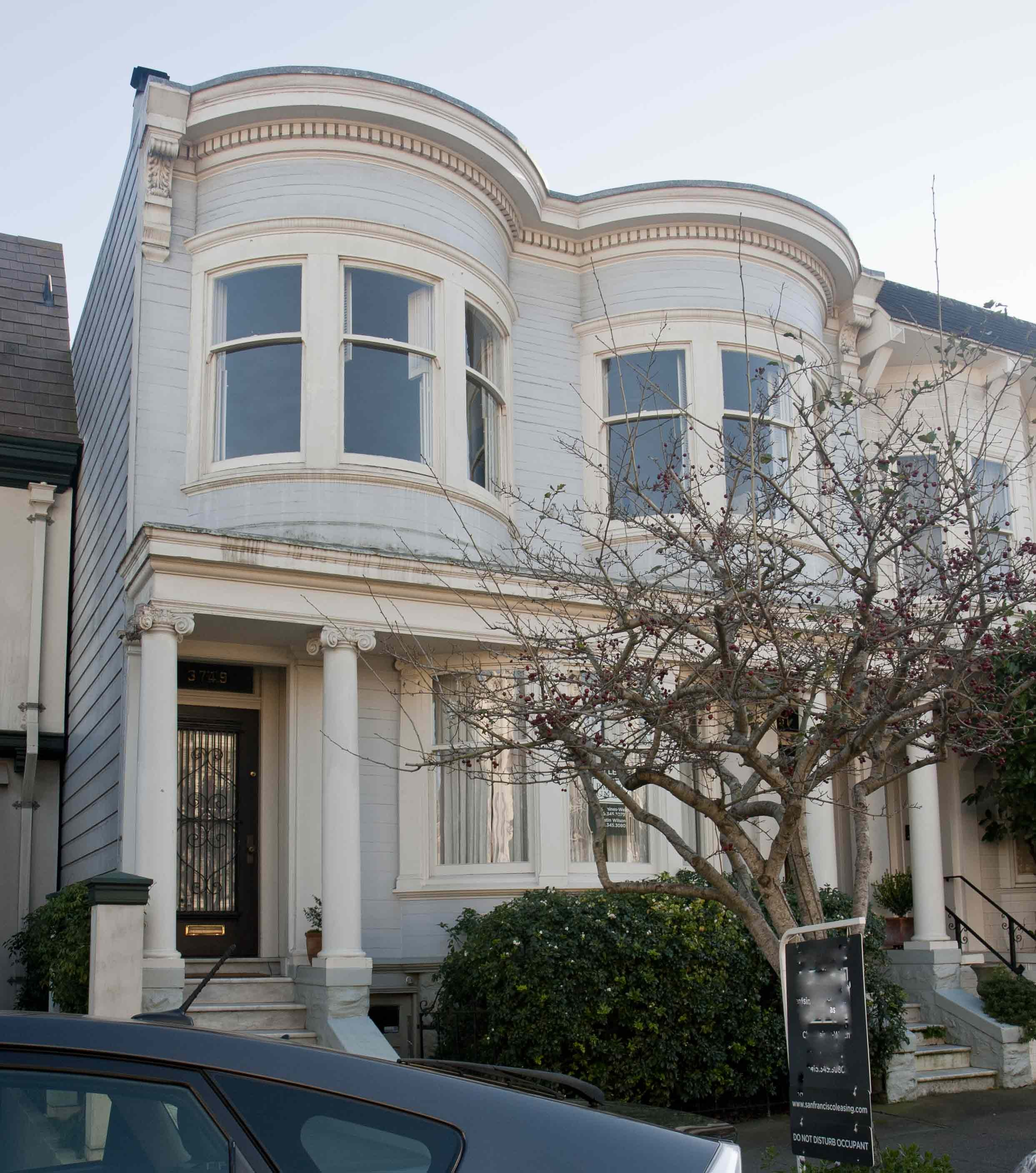 San Francisco Flats For Rent: 3749 Clay Street, San Francisco, CA 94118