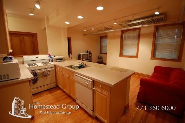 3211 W Belle Plaine Ave G Chicago Il 60618 2 Bedroom
