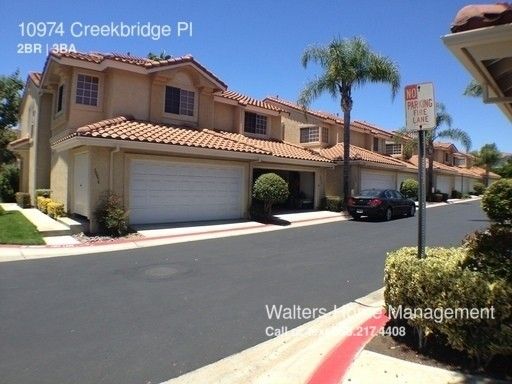 10974 creekbridge pl san diego ca 92128 2 bedroom - 2 bedroom homes for rent in san diego ...