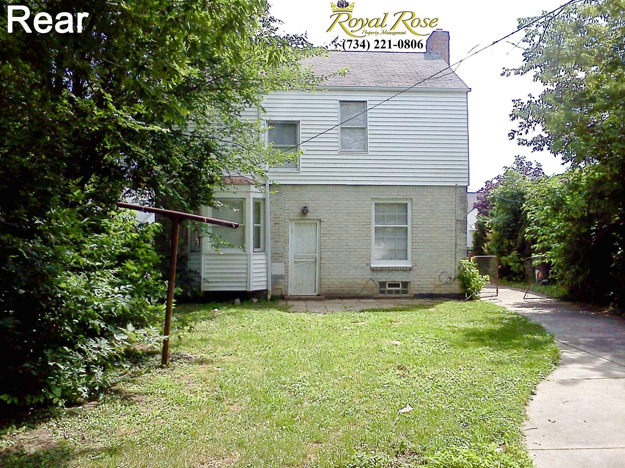 7263 Artesian St Detroit Mi 48228 3 Bedroom Apartment For Rent Padmapper