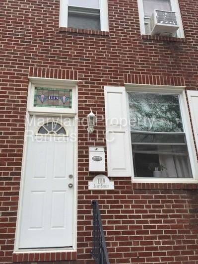 1119 scott st baltimore md 21230 2 bedroom apartment for
